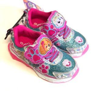 Paw Patrol Shoes   I Light Up Girls